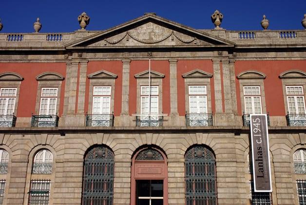 Museu Nacional de Soares dos Reis in Porto   © Wikimedia Commons