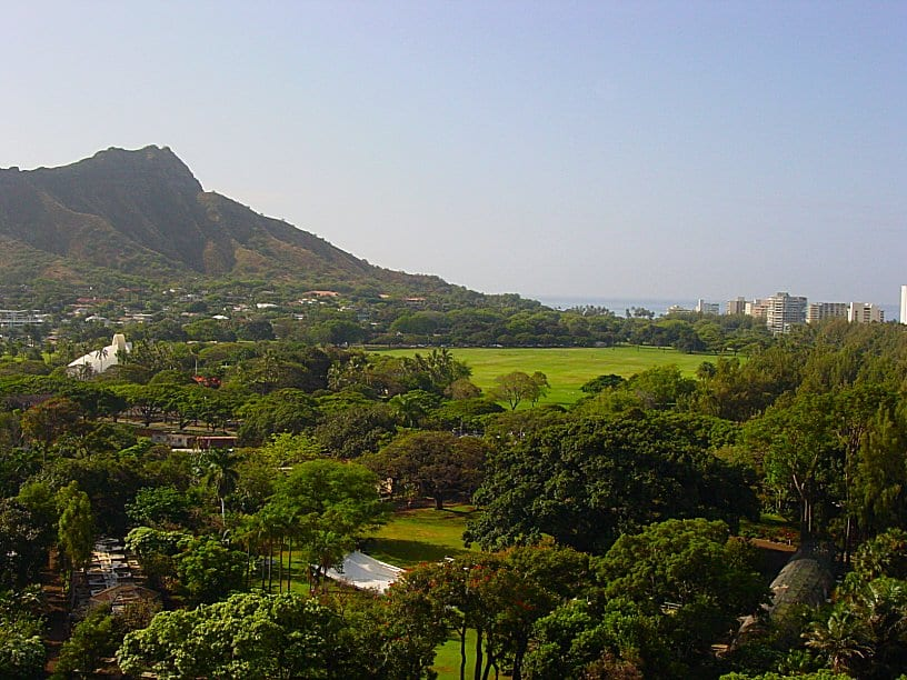 Kapiolani Park | © Alan L/Flickr