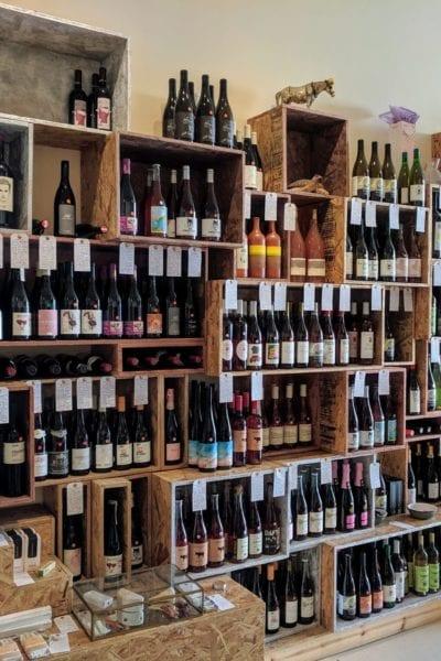 Los Angeles wine shop, Vinovore | © Courtesy of Coly Den Haan