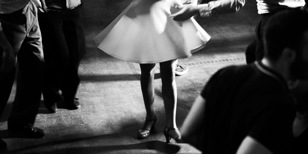 Vintage photo of people dancing   © Mirko Macari