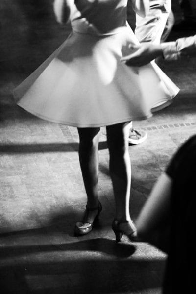 Vintage photo of people dancing | © Mirko Macari