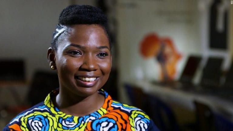Abisoye Ajayi-Akinfolarin | © CNN Heroes