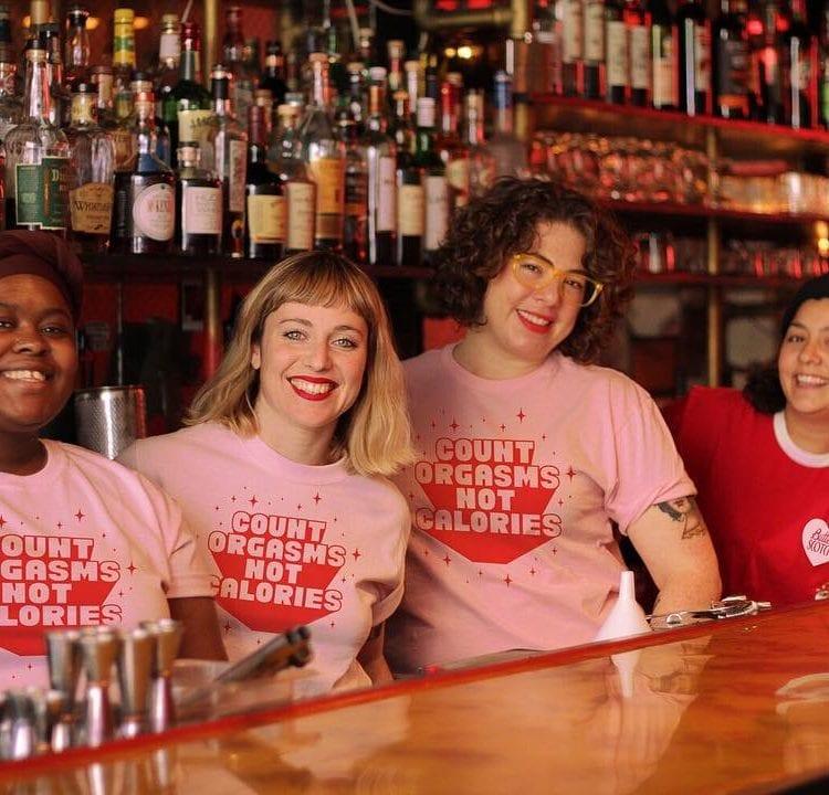 Brooklyn's Feminist Bakery, Butter & Scotch