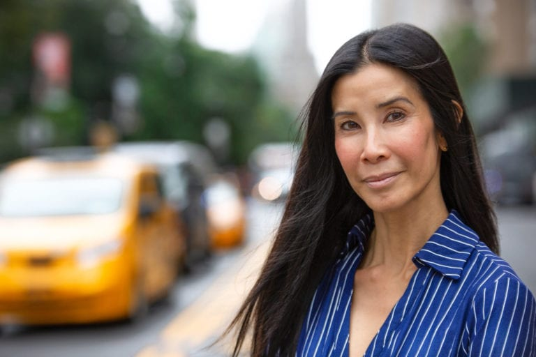 Lisa Ling in NYC | © Phil Provencio/Unearth Women