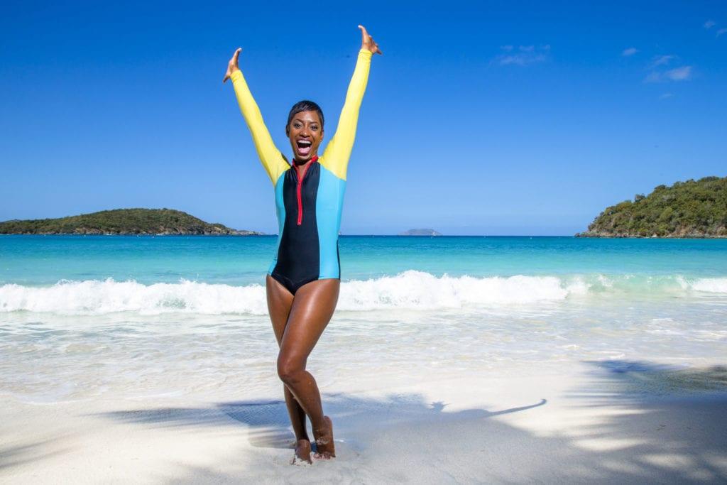 Travel Channel Host, Kellee Edwards | © Tito Herrera