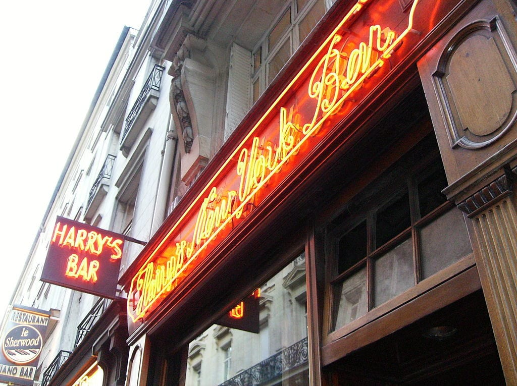 Harry's Bar in Paris | © Drhaggis/Wikimedia