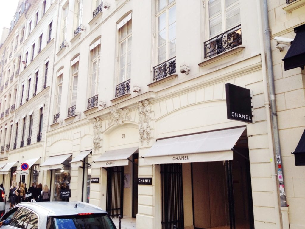 32 Rue Cambon in Paris where Coco Chanel lived | © Aloveswiki/Wikimedia