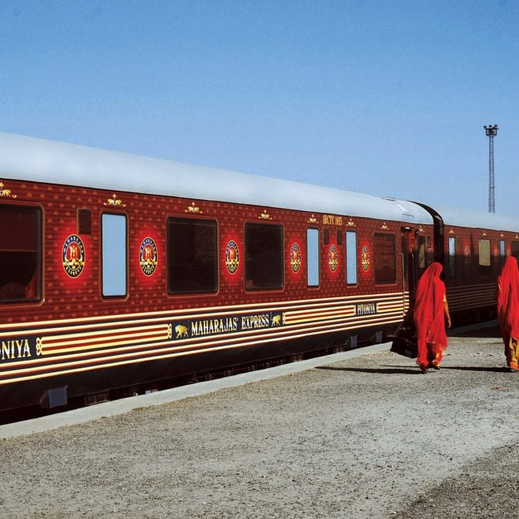 All Aboard India's Award-Winning Maharaja Express