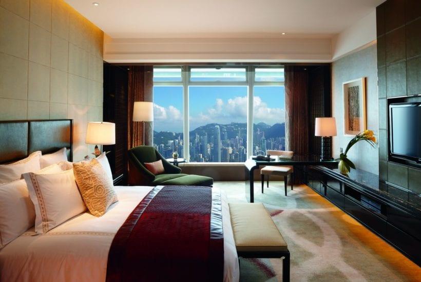 Courtesy of The Ritz Carlton Hong Kong