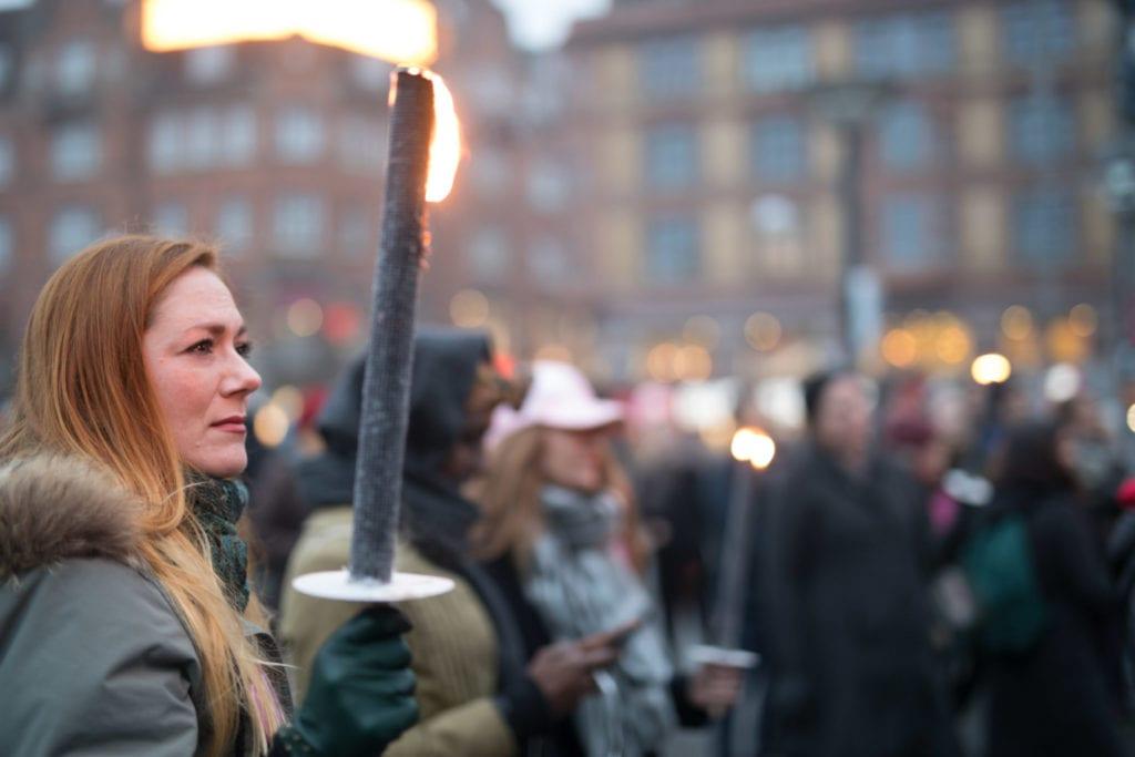 F! or Feministisk Initiativ in Denmark | © Courtesy of Nicolai Zoffman