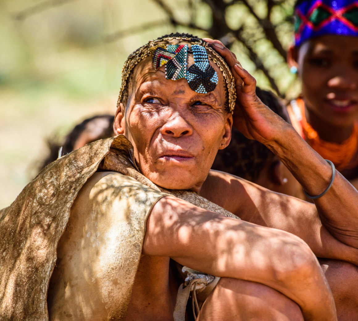 The Changing Women's Rights of Africa's San People