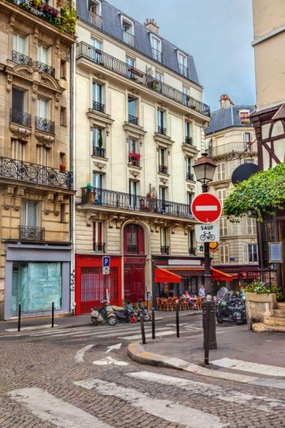 A Paris street | © Adisa/Shutterstock