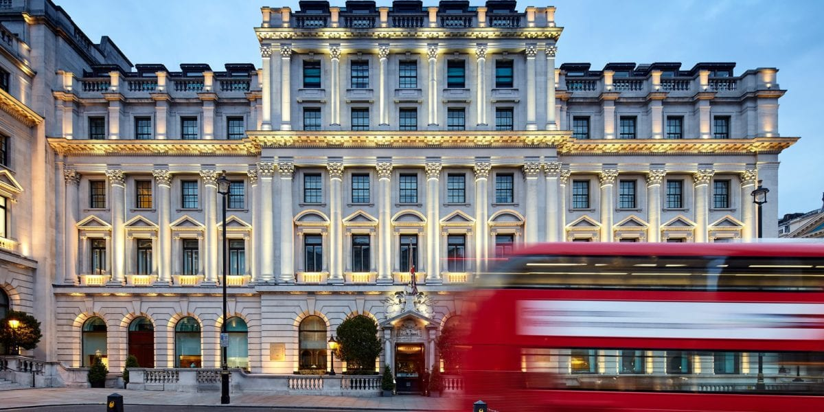 Courtesy of the official Sofitel London St. James Hotel Facebook Page