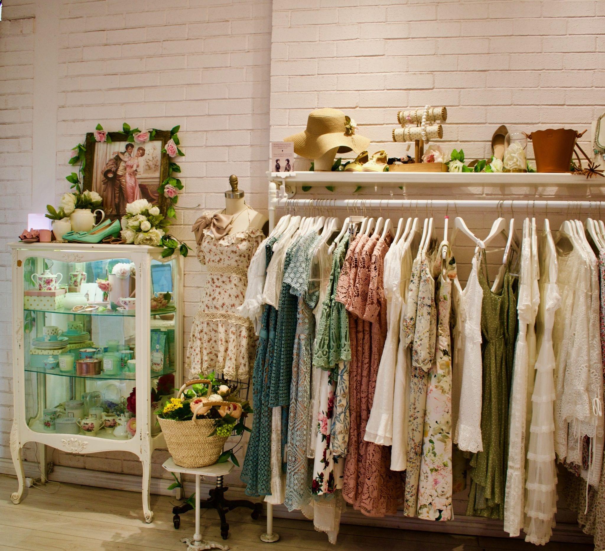 Boutique 1861 | © Photo by Chelsie Evans