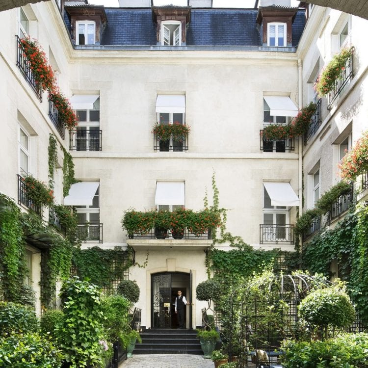 A Perfect Paris Stay at Le Relais Christine