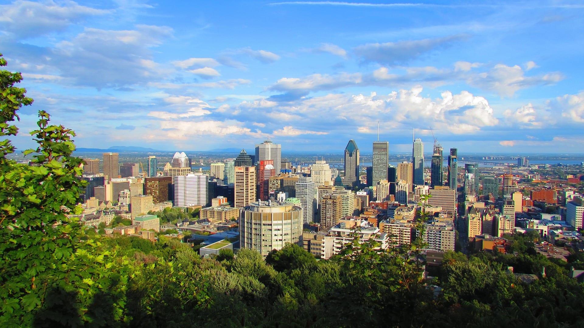 Montreal skyline | © Snowmen/Pixabay