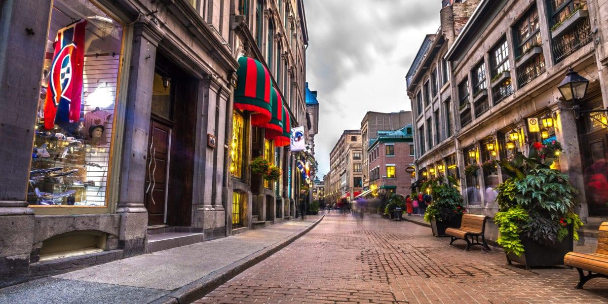Old Montreal | © John Simpson Photography/Shutterstock