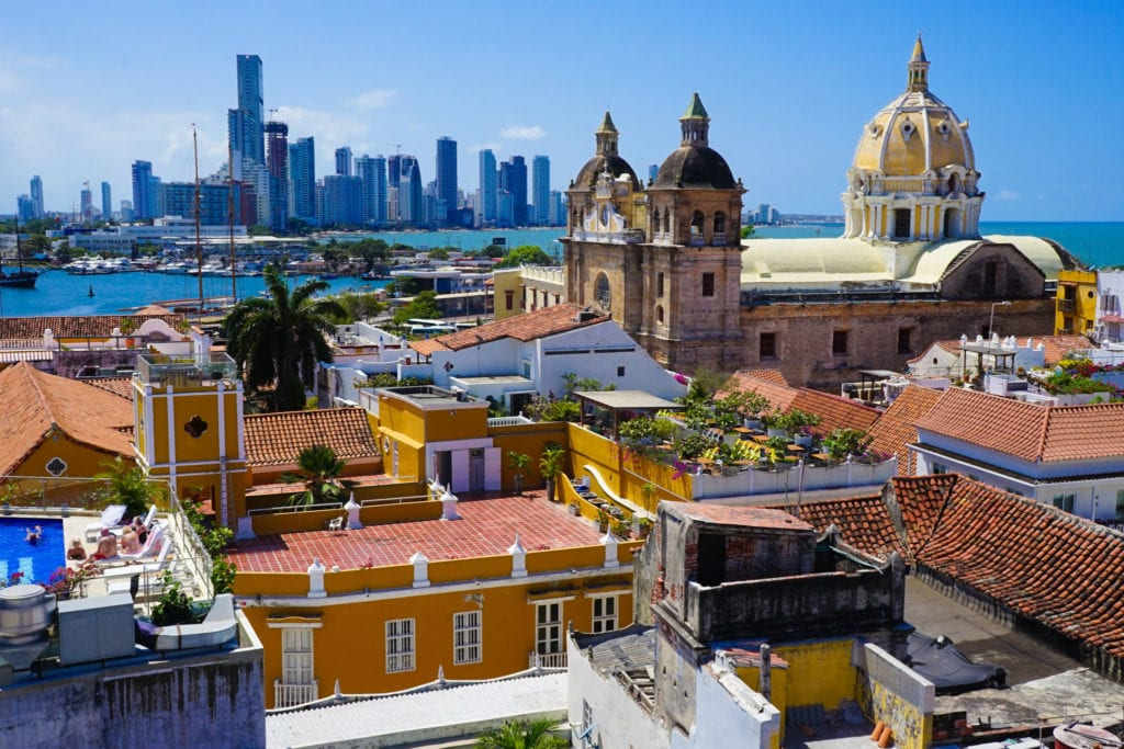 Cartagena, Colombia | © Inspired By Maps/Shutterstock