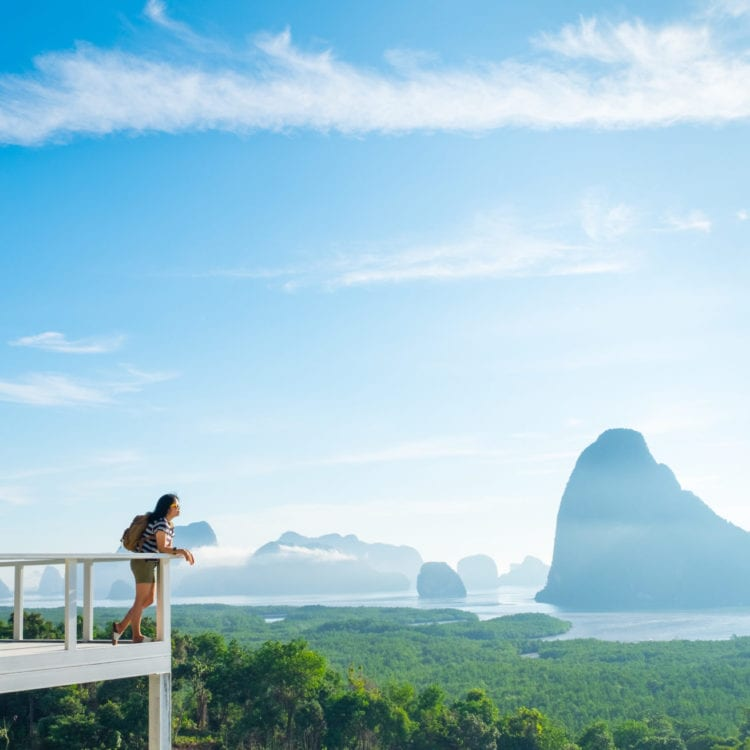 A Woman's Wellness Guide to Thailand