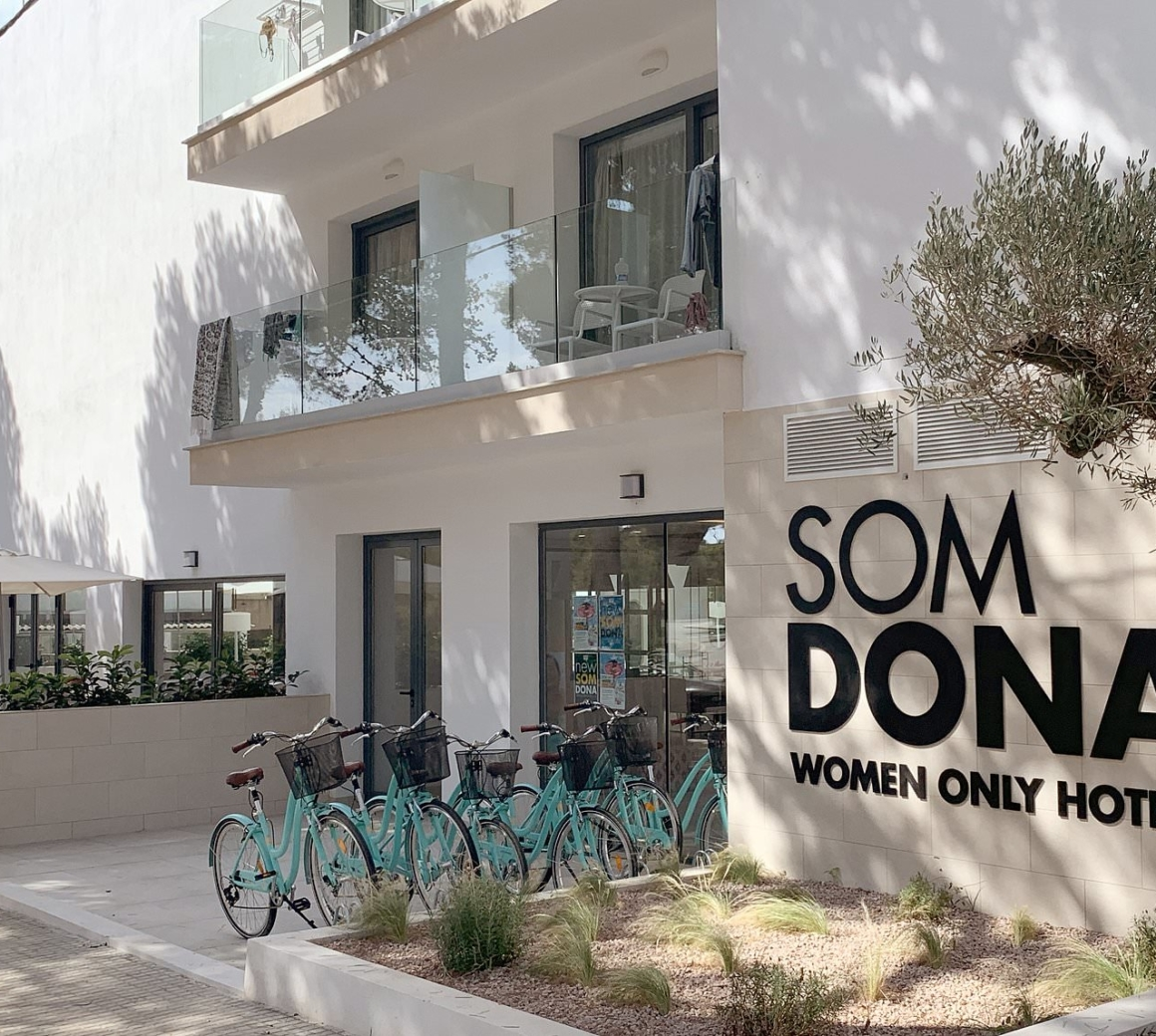 Som Dona is Spain's First Women Only Hotel