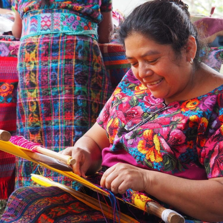 The Battle to Preserve Mayan Weaving in Guatemala