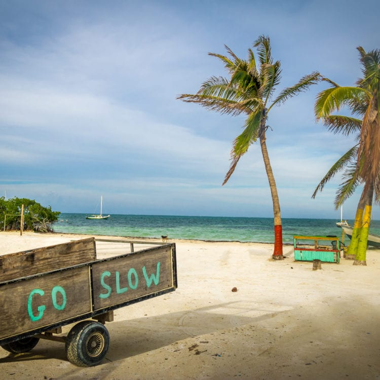 What to Do and See on Belize's Caye Caulker Island
